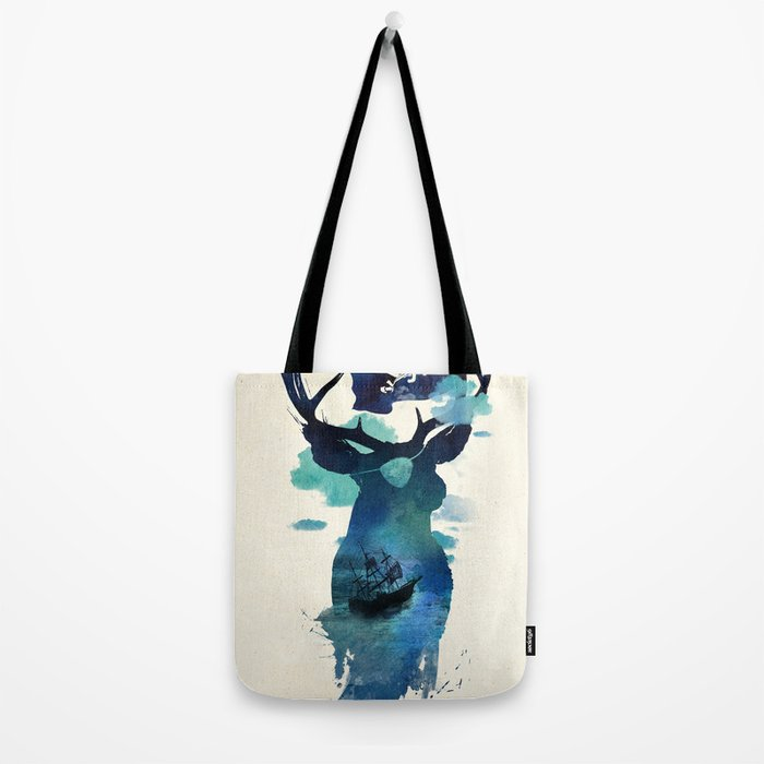 Captain Hook Tote Bag
