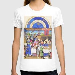 Medieval Banquet T-shirt