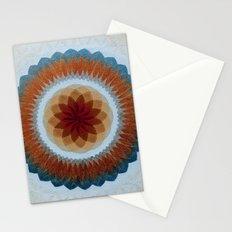 Toroidal Floral (ANALOG zine) Stationery Cards