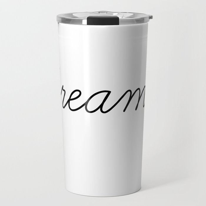 sweet dreams (2 of 2) Travel Mug