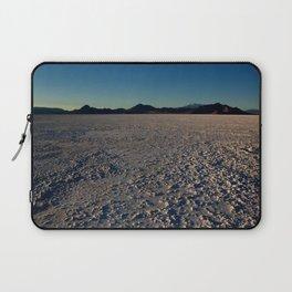 Bonneville Salt Flats - Utah Laptop Sleeve
