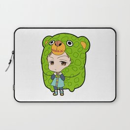 Grizzly's Sin Of Sloth - King Laptop Sleeve