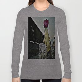DRAG WORLD Long Sleeve T-shirt