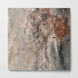 Maine Coast Rocks, No.1 Metal Print