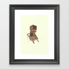 NOBLE Framed Art Print