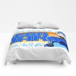 Mega Man Comforters