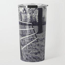 un(miti)gated... Travel Mug