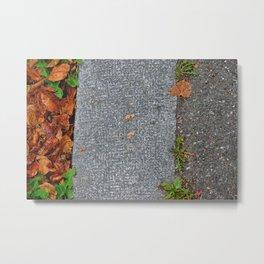 concrete concrete Metal Print