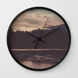 Long Nights Wall Clock