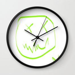 minimalism, nein, design simple, unic, big, art, graphic desing Wall Clock