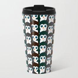Penguin gathering Travel Mug