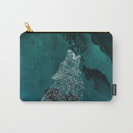 Midnight Wolfie II Carry-All Pouch