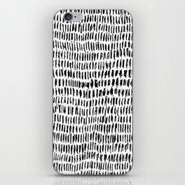 Mark iPhone Skin