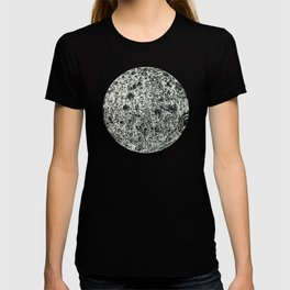 the darkside of the moon - b T-shirt
