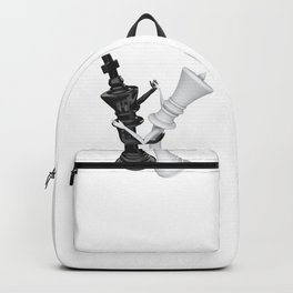 Chess dancers Backpack