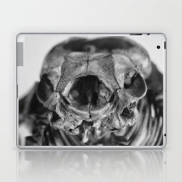 Strange skeleton Laptop & iPad Skin