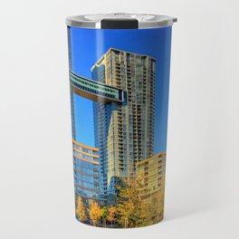Sunny Toronto Condos Travel Mug