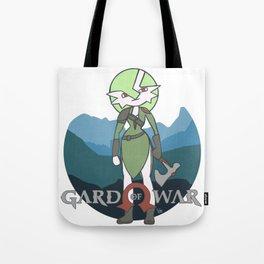 Gard of War Tote Bag