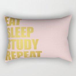 Dorm Goals Rectangular Pillow