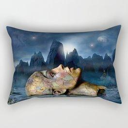 The Underworld Rectangular Pillow