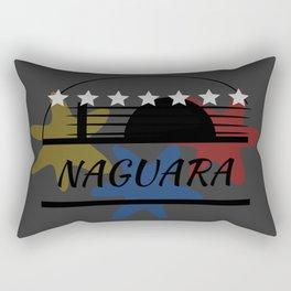 Expression of a Venezuelan city Rectangular Pillow