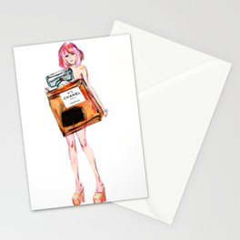 No.5 Stationery Cards