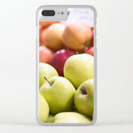 Pikes Market 1 Clear iPhone Case