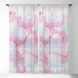 Sweet Dreams Sheer Curtain