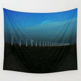 Windfarm Wall Tapestry