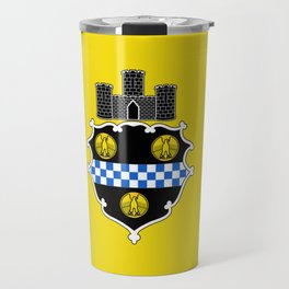 flag of pittsburg Travel Mug