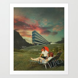 Remember When Art Print