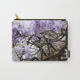 Wisteria, Gloucester Circus Carry-All Pouch