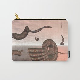 Flying abstract objects  Carry-All Pouch