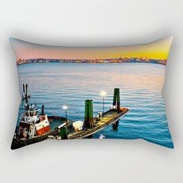 The Quay Rectangular Pillow