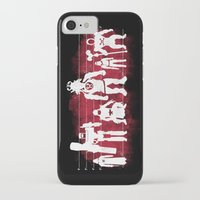 thundercats iPhone & iPod Cases featuring Plastic Villains  by powerpig
