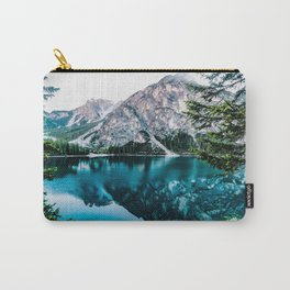 Glossy Tranqulity Carry-All Pouch