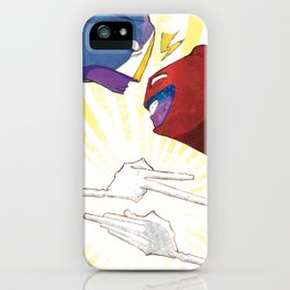 Shi - Fu - Mi iPhone Case