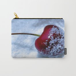Winter Cherry Carry-All Pouch