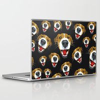 harry Laptop & iPad Skins featuring Harry by Matt Mawson