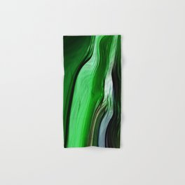 Liquid Grass Hand & Bath Towel