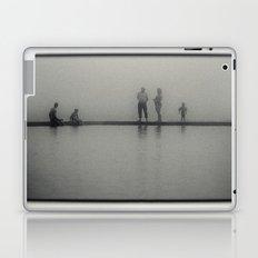 Down by the seaside Laptop & iPad Skin