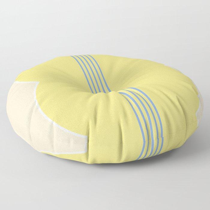 Luella - Spring Petals Floor Pillow