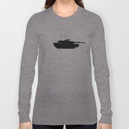 M1 Abrams Main Battle Tank Long Sleeve T-shirt