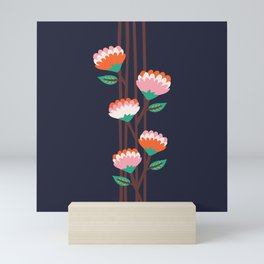 Benoít Flowers Mini Art Print
