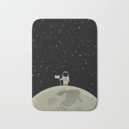 Moon Walk Bath Mat