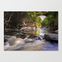Roe Valley Canvas Print