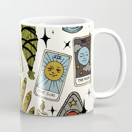 Fortune Teller Starter Pack Color Coffee Mug