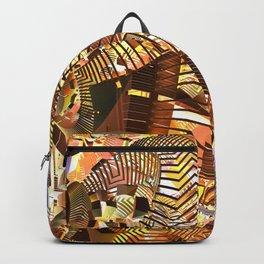 Broken Shapes Backpack