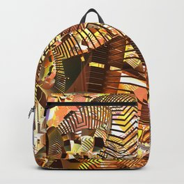 Broken Shapes Backpack
