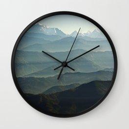 Hima - Layers Wall Clock